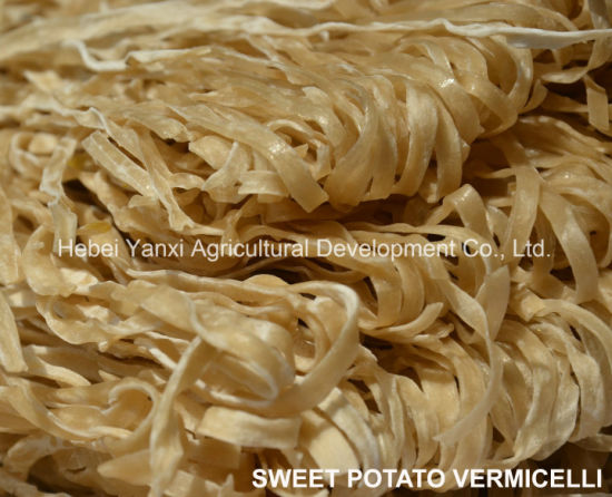 High Quality Value Food Chinese Sweet Potato Vermicelli pictures & photos