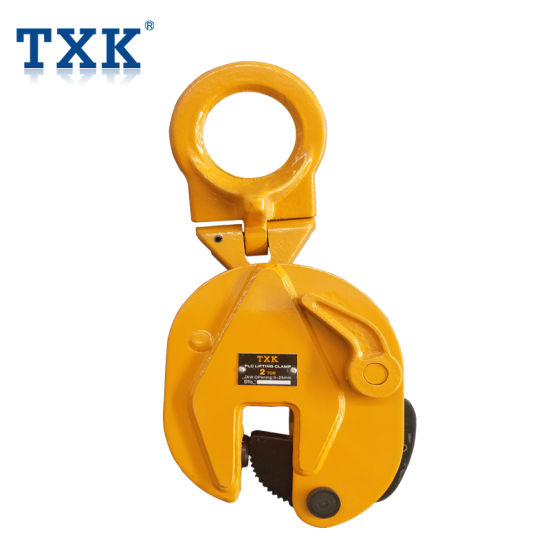 Txk Vertical Lifting Clamp for Steel Factory pictures & photos