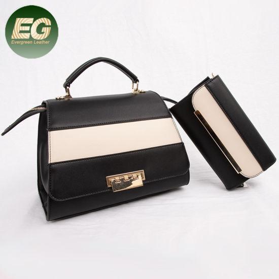 7e7c41d6cba Fashion Trendy Color Collision Ladies Bags PU Leather Handbag Sh480. Get  Latest Price
