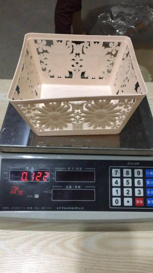 Used Fruit Plate Mould Second Hand Plastic Candy Plate Injection Mould