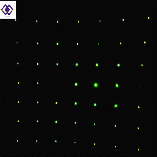 China Supplier Laser Stars Starry Sky Lovely Individualize Diffractive Optics Diffraction Grating Lens DOE
