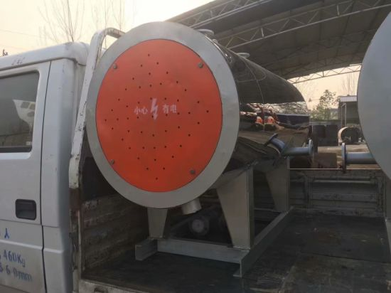 China Full-Automatic Operation Electric Heating Steam Boiler - China ...