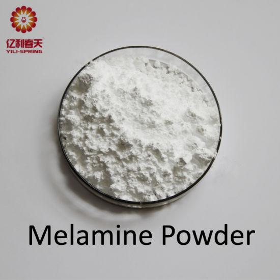 Normal Pressure Melamine Resin Melamine Powder 99.8% MDF