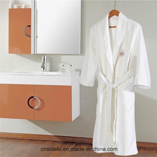 China Luxury Hotel Low Price Microfiber Bathrobe SPA Robe - China ... 6c5aae5b8