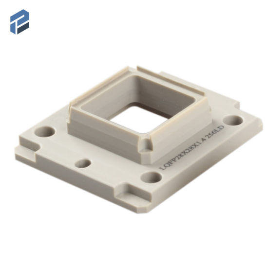 High Precision CNC Machining Custom Metal/Injection Larton Plastic Industrial Part
