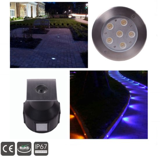 6W IP67 LED Underground&Inground Lights pictures & photos