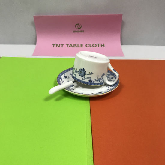 PP Polypropylene for Table Cloth Nonwoven Fabric
