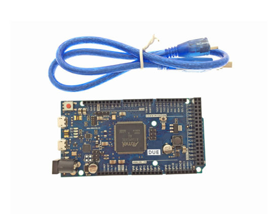 Arduino Due R3 Board Sam3X8e 32-Bit Arm Cortex-M3 Control Board Module