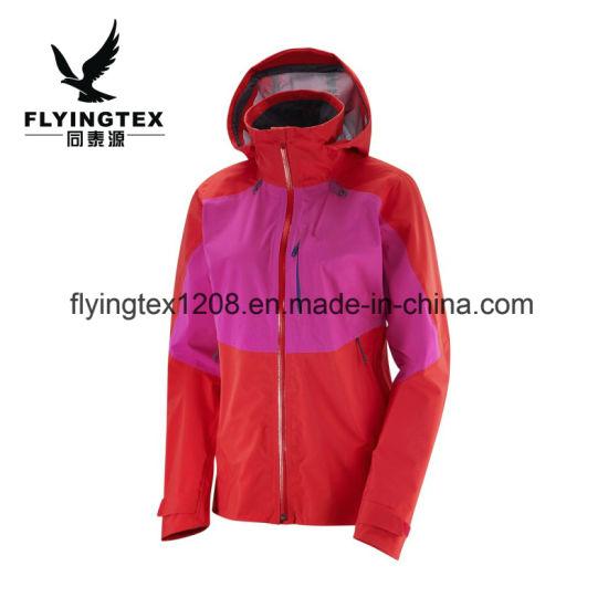 Best Sell PU Outer Wear Sports Waterproof Jacket