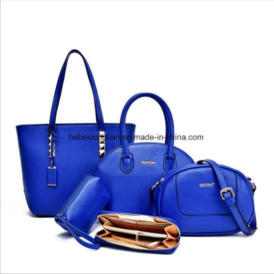 China Women Big Shoulder Bag Fashion Bags Ladies Oblique Satchel ... ae52b6b567b19