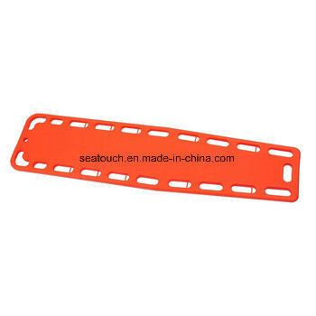 Emergency Plastic Spinal Board for Rescue pictures & photos