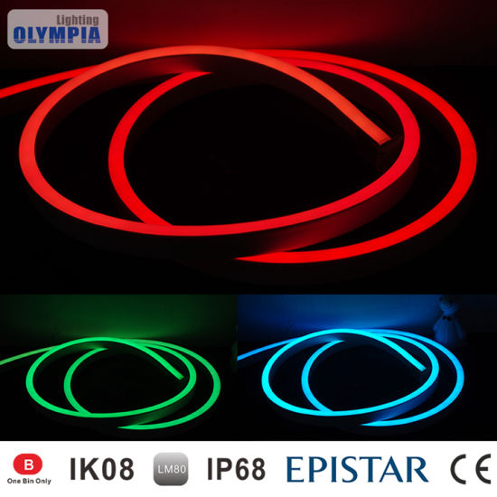 China 5050 rgbw 24v waterproof color changing led rope light china 5050 rgbw 24v waterproof color changing led rope light mozeypictures Choice Image