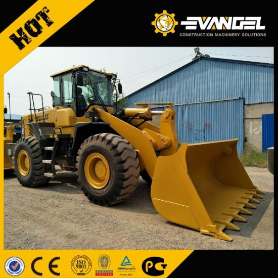 China High Quality Sdlg 5 Ton Wheel Loader with Zf Transmission