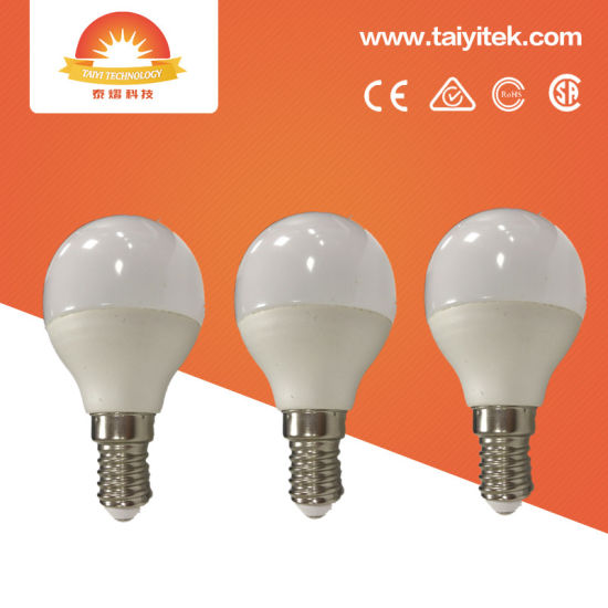 New G45 2700K-7500K 3W LED Bulb/Lighting Source pictures & photos