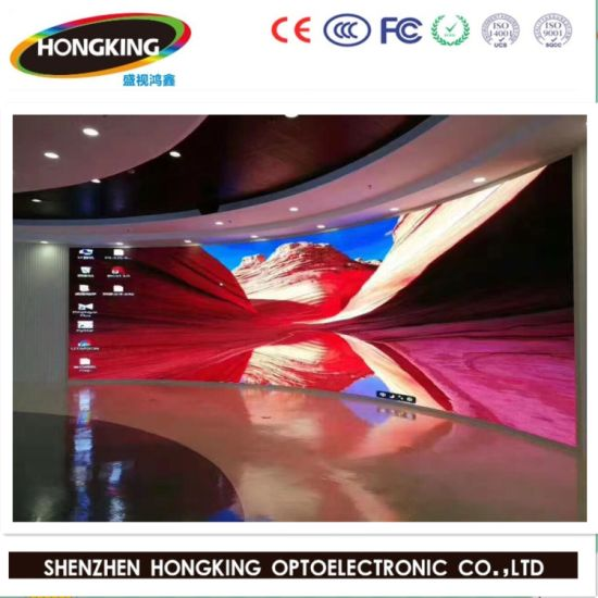 P2.5 Indoor LED Video Wall with Fixed/Rental Way pictures & photos