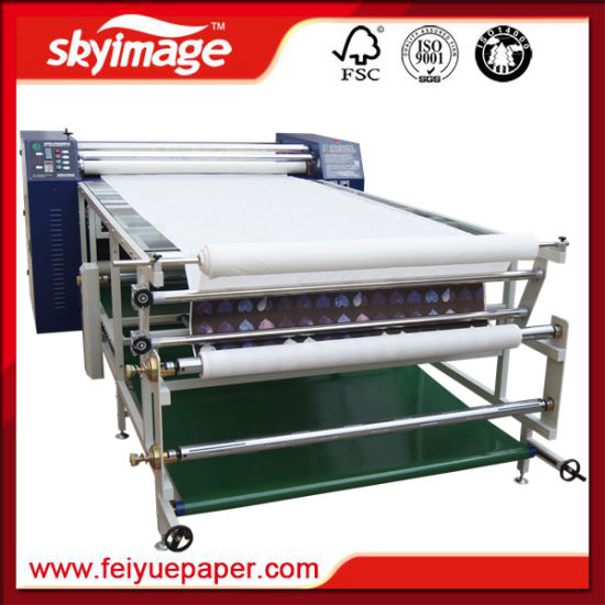 Roller Heat Press Machine 500*1700 mm Chinese Manufacturer for Sublimation Printing pictures & photos