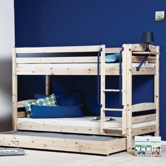 Quality Solid Wood Children Bunk Bed
