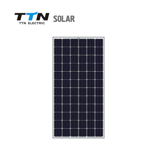 Monocrystalline Photovoltaic 156*156mm Cell Solar Panel 300 Watt for Solar Power System pictures & photos