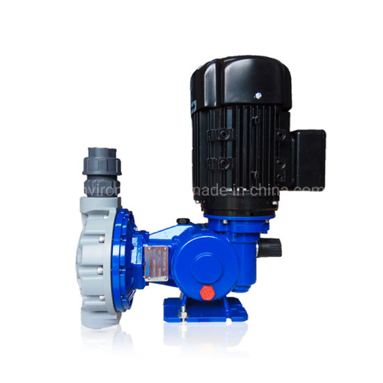 PAC PAM Flocculant Mechanical Polymer Metering Chemical Dosing Pump