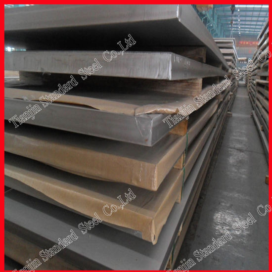 Wholesale 304 304L 304h Stainless Steel Plate Price in 1/4 Inch 3/8inch 1/2inch pictures & photos