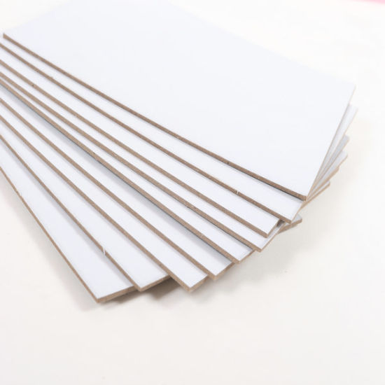 One Side White Grey Paper Board (950GSM) (size: 787*1041mm)