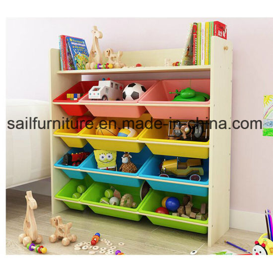 Toy Storage Cabinets for Kids
