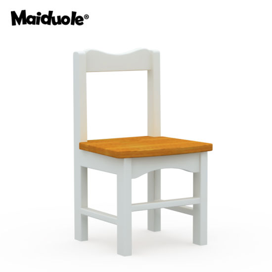 New Arrivel Popular Children Wooden Dining Chair, Kindergarten Study chair
