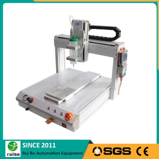 Universal Hot Glue Dispensing System Machine for Electronic Products