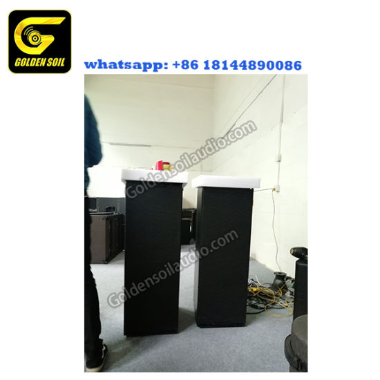 China Dual 12′ Inch Rcf Dual 12 Inch Line Array Ttl55 Active DSP