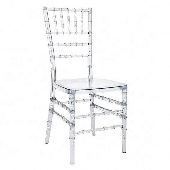 Wholesale High Quality Modern Acrylic Chiavari Chair
