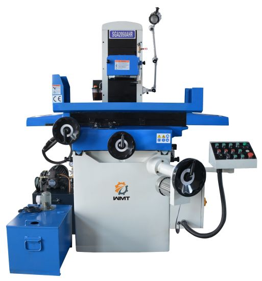 SGA-2050AH/AHR/AHD High precision grinding machine for metal work with CE