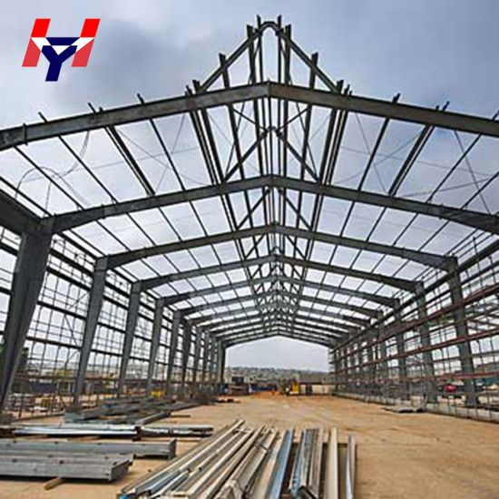 China Supplier Easy Installation High Quality Peb Steel Structure