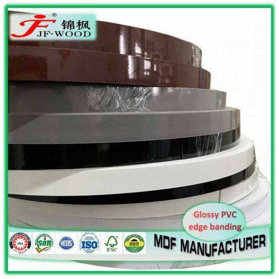 PVC Edge Banding for Office Table and Home Furniture