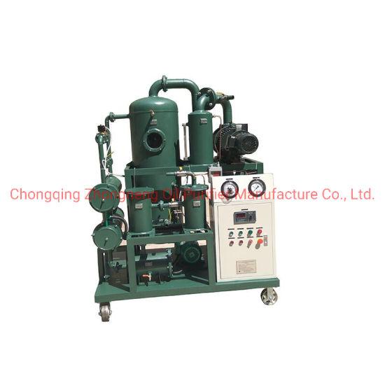 Double-Stage Vacuum Transformer Oil Purifier, Oil Filtration Machine, Oil Purification Plant