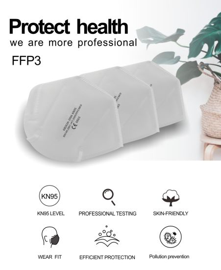 Kn95- Protection Masks pictures & photos