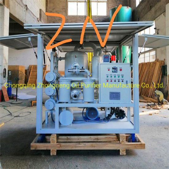 High Running Performance Used Transformer Oil Filtration Machine