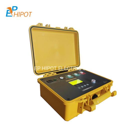 Portable Insulation Resistance Tester Megger Meter 20kv Price