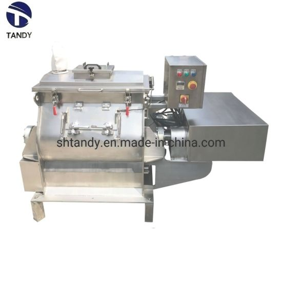 Stainless Steel Twin Shafts Paddle Mixer/Blending Machine with Paddle Blade