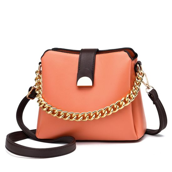 Luxury Designer Cow Leather Hand Bags Handbag Brand