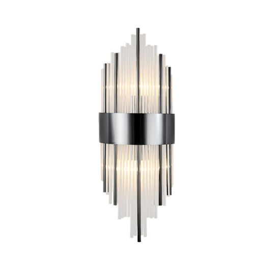 China Living Room Modern Crystal Wall Sconces Light Also Fit For