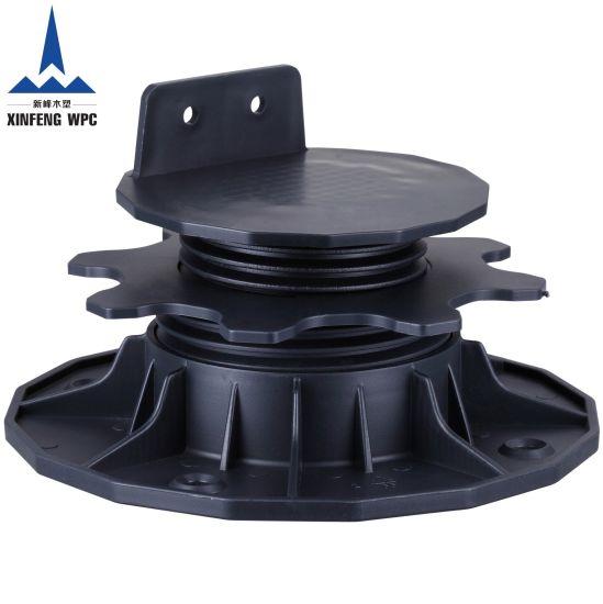 Xf Adjustable Plastic Feet Paver Floor Pedestal Support