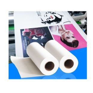 High Quality Printable PU Flex /Flock Htv Vinyl Roll Used Eco Solvent Print for Any Fabric