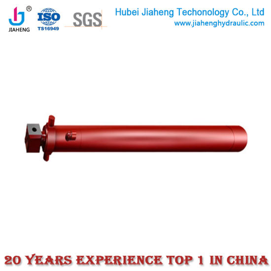 Dump Truck hydraulic Cylinder Factory Price Jiaheng Brand Single Acting Hydraulic Boom Cylinder For Sale