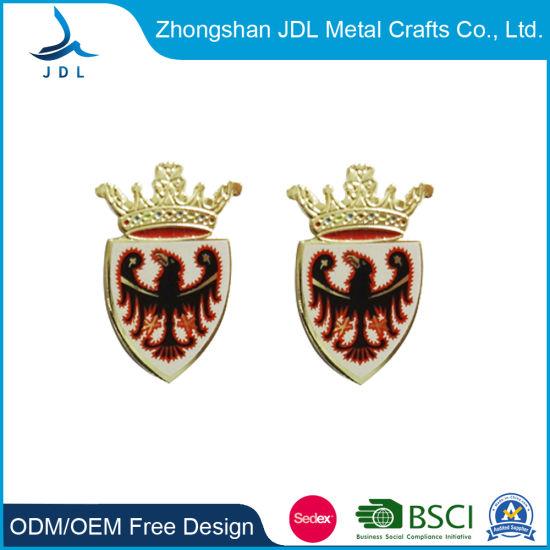 Wholesale Metal Craft High Quality Custom Police Academy Lapel Pin (060)