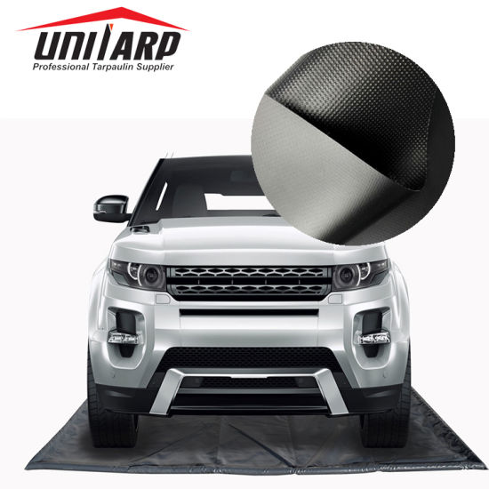 Customized Garage Floor Mat Home-Use PVC Car Wash Water Containment Mat