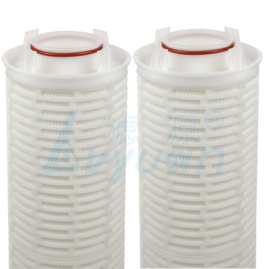 Cartridge Filter 60 Inch High Flow Pleated Filter Cartridge for Water Treatment
