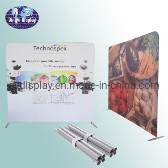10 FT Exhibition Advertising Stand Backdrop Banner Portable Photo Booth pictures & photos