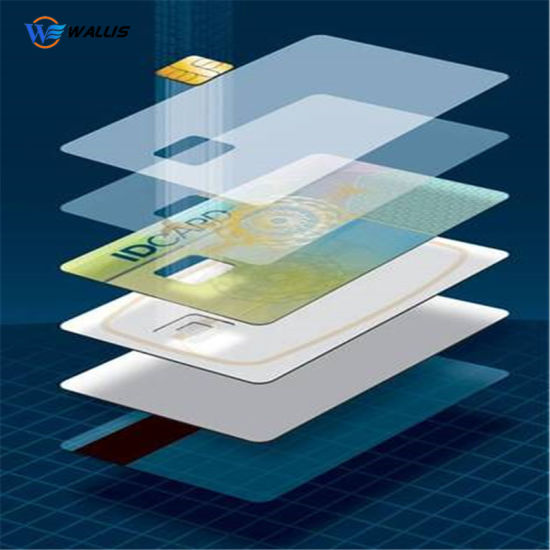 0.3mm 0.76mm A4 Glossy White Laser Offset Printing PVC Pet Sheet for Business Cards