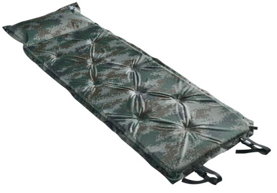 Wholesale Outdoor Sports Camping Relax Camouflage Folding Foam Air Mattress