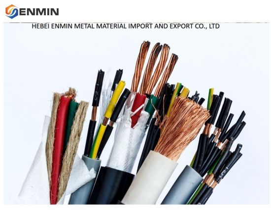 New 99.9 /Millberry 99.99% Copper Wire Scrap High Quality